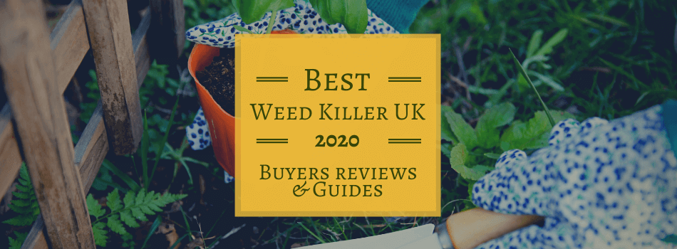 Best weed Killer UK 2020 Feature Image