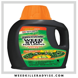 Spectracide Weed Stop Lawns and Clover Killer